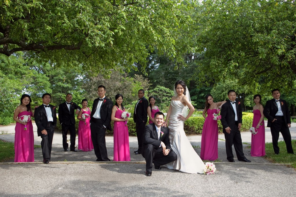 Charmant ... Queens Botanical Garden | NYC Wedding. Be Sociable ...